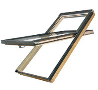 Okno o podwyższonej osi obrotu