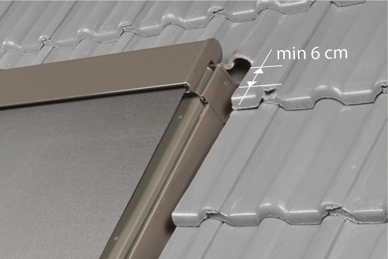 Informacja dotycząca montażu markizy AMZ New Line