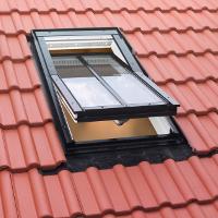 Okno ze szprosem