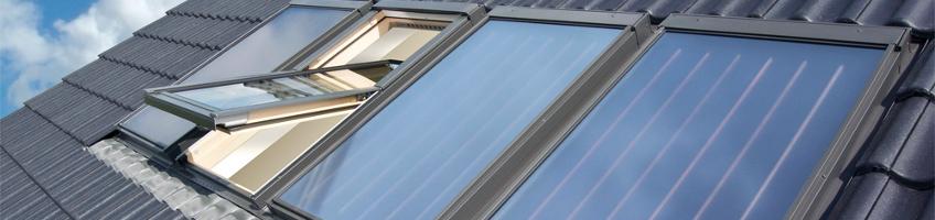 Kolektory słoneczne w trosce o środowisko - FAKRO
