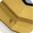 Wielokomorowe profile PVC w kolorze okleiny sosna lub złoty dąb