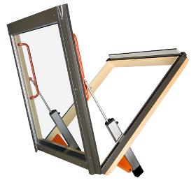 Okno oddymiające FSP P1