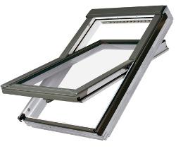 Okno obrotowe o podwyższonej odporności na wilgoć