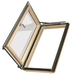 Okna wyłazowe termoizolacyjne