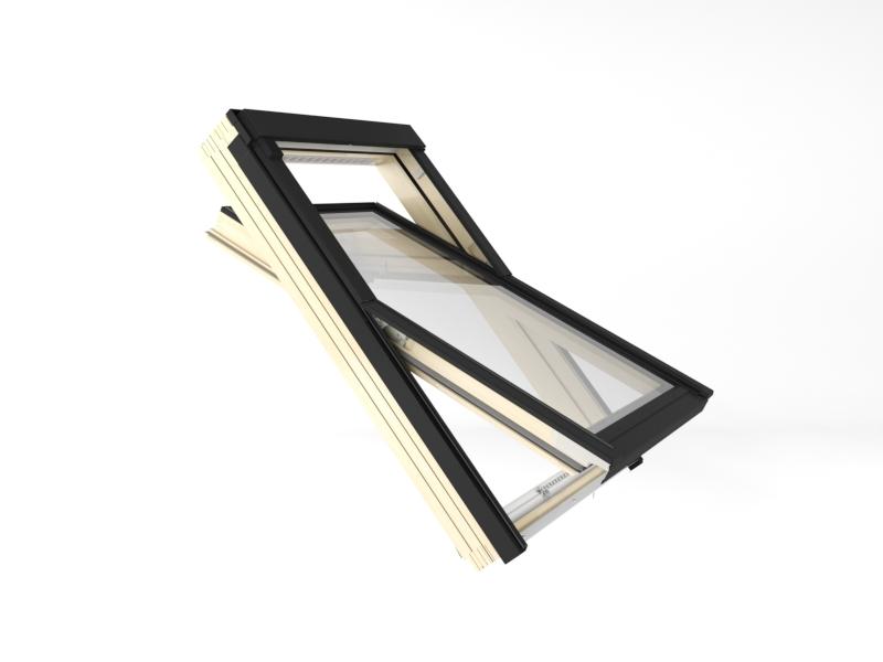 Fakro Okna                                         sterowane elektrycznie Z-Wave