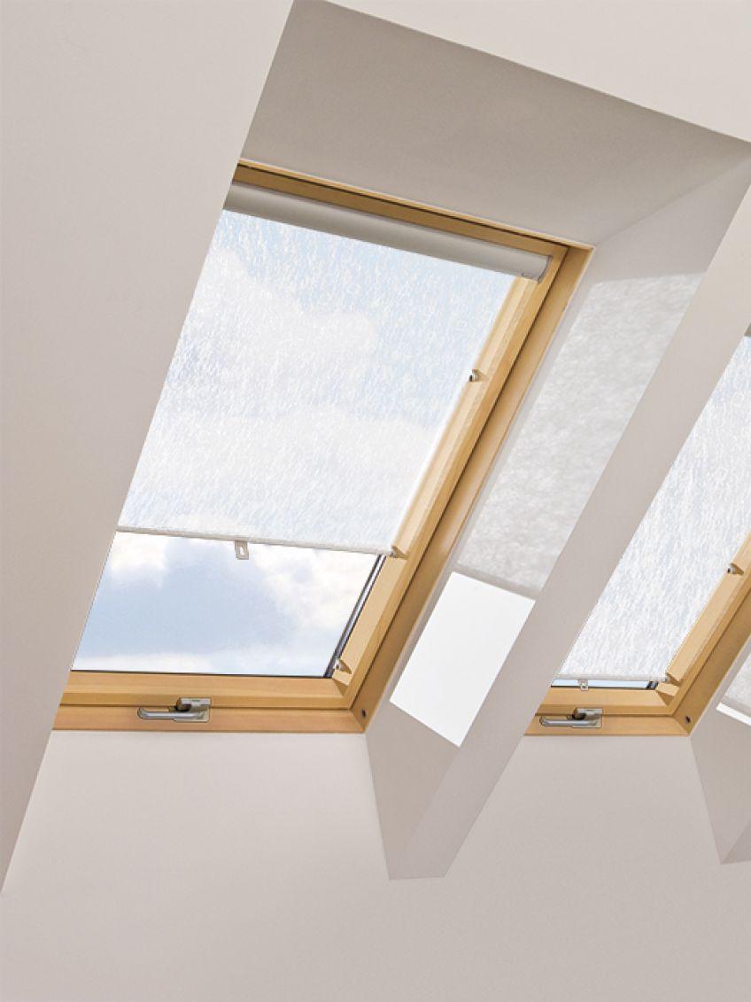 roleta ars popularny dodatek do okien dachowych fakro