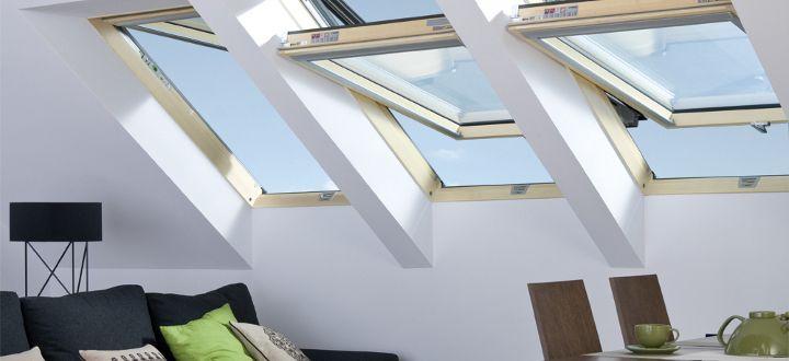 okna dachowe schody strychowe od fakro fakro. Black Bedroom Furniture Sets. Home Design Ideas