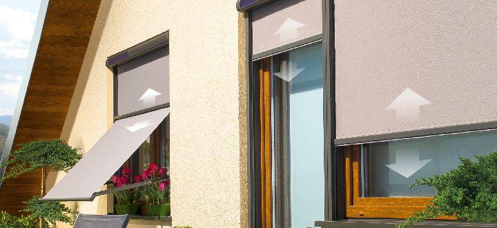Okna dachowe schody strychowe od fakro fakro - Parasole per finestre ...